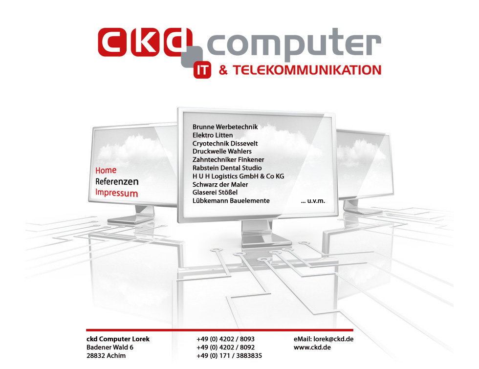 ckd Computer - IT & Telekommunikation